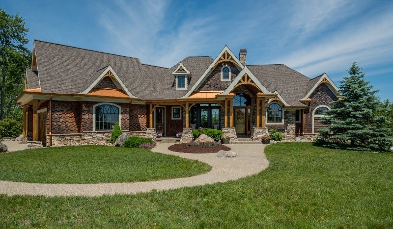 exceptional 90 acre equestrian estate in Marshall MI