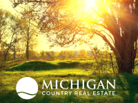 country real estate for sale in Michigan